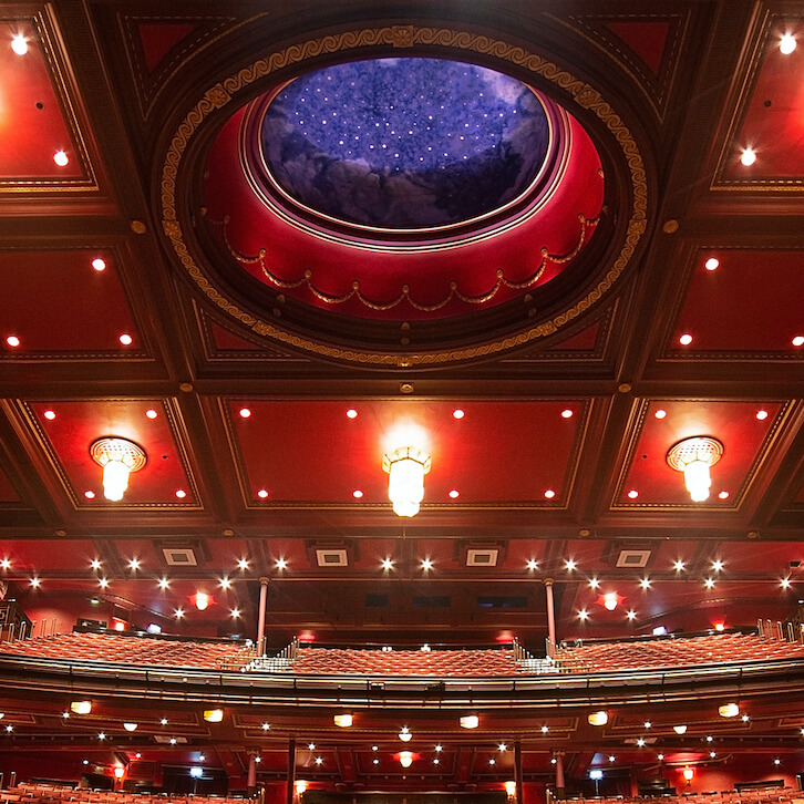 Mayflower Theatre Auditorium